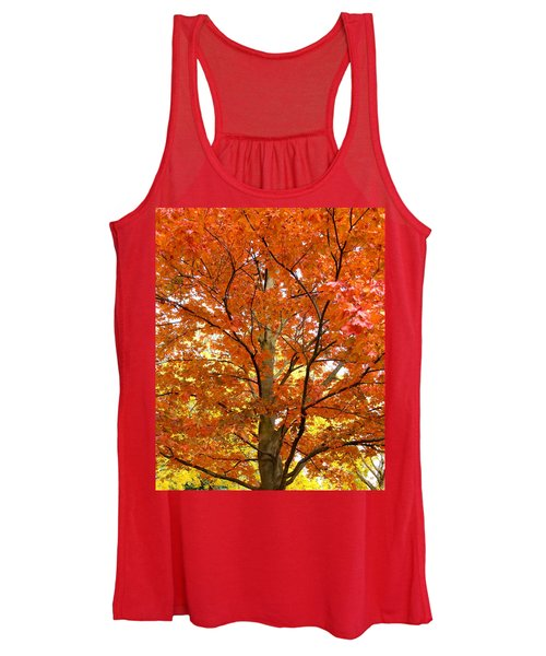 Maple Mania 22 Women's Tank Top