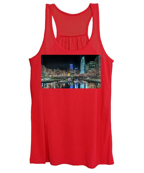 Merry Christmas Omaha Women's Tank Top