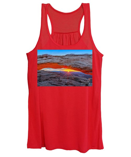 Mesa Morning  Women's Tank Top