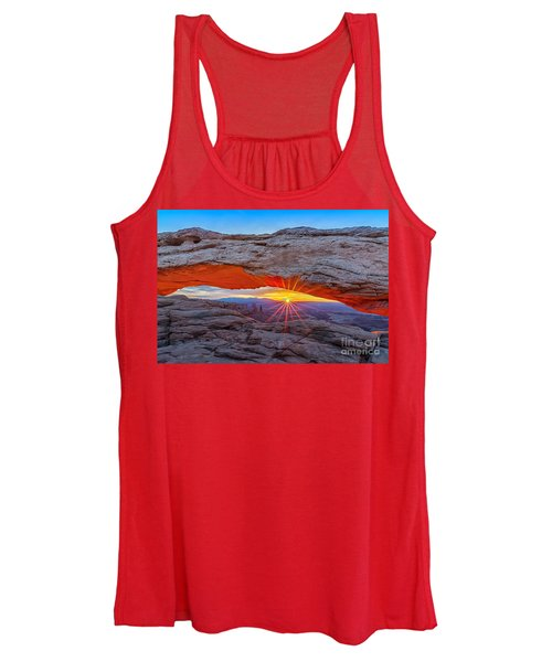 Mesa Morning  Women's Tank Top
