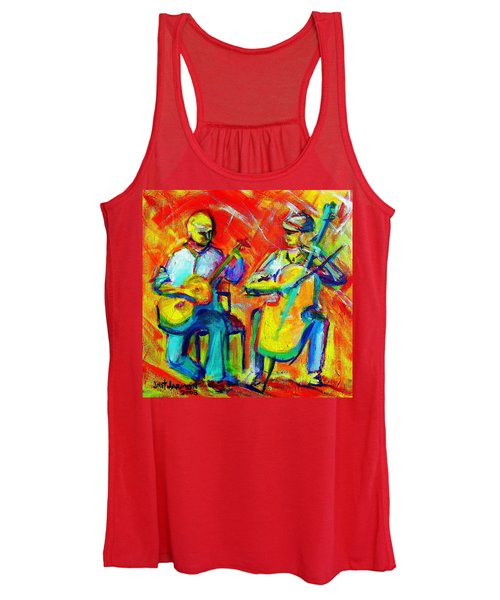 Montana Skies Performance Women's Tank Top