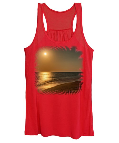 Moonscape 3 Women's Tank Top