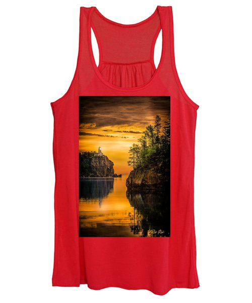 Morning Glow Against The Light Women's Tank Top