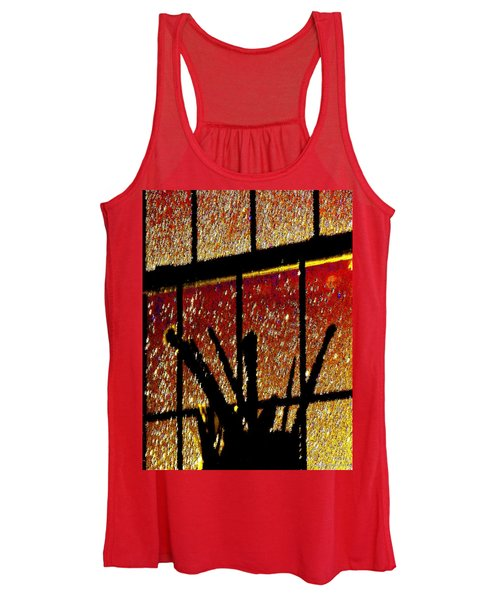 My Brushes With Inspiration Women's Tank Top