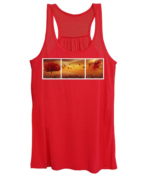 Nature's Art Women's Tank Top