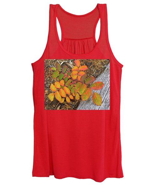 New And Old Life Cycles Women's Tank Top
