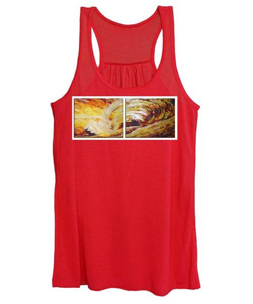 Ola Del Sol Women's Tank Top