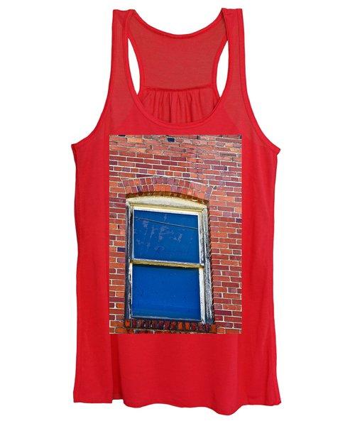 Old Brick Building Women's Tank Top