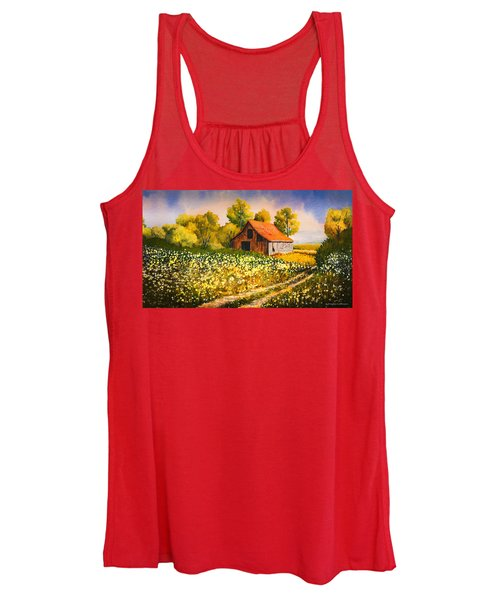 Old Spring Farm Women's Tank Top