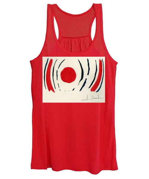 Oriental Sun Women's Tank Top