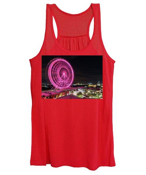 Orlando Eye Women's Tank Top