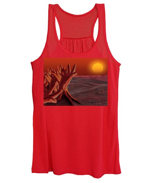 Out Of Hand Women's Tank Top
