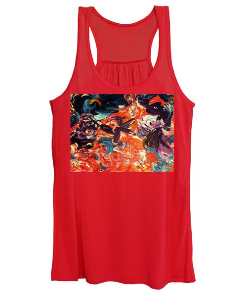 Party In A Parallel Reality Women's Tank Top
