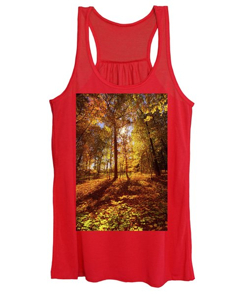 Passing Time Women's Tank Top