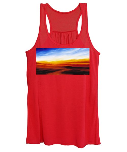 Path To Redemption Women's Tank Top