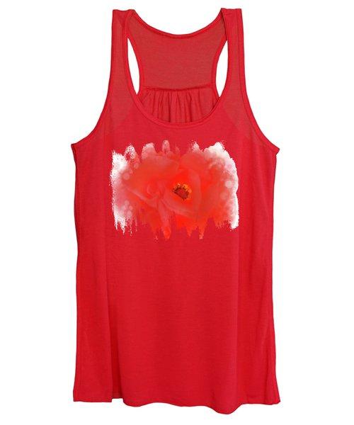 Peachy Keen Love #1 Women's Tank Top