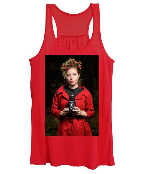 Photographer Women's Tank Top