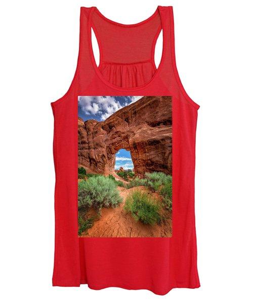 Pinetree Arch Women's Tank Top