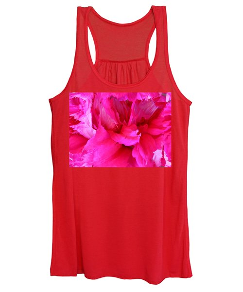 Pink Splash Women's Tank Top