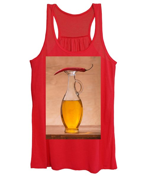 Pitcher And Pepper #1475 Women's Tank Top