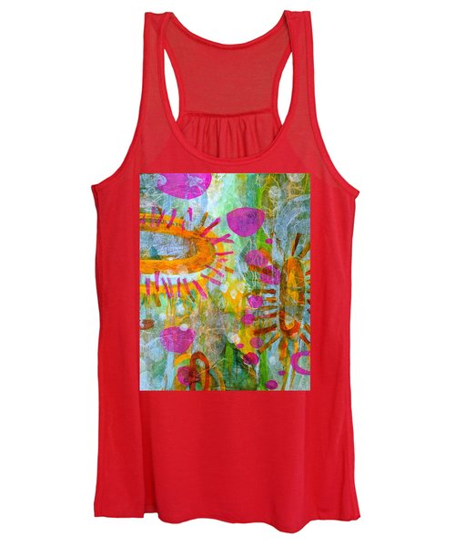 Playground In The Sea Women's Tank Top