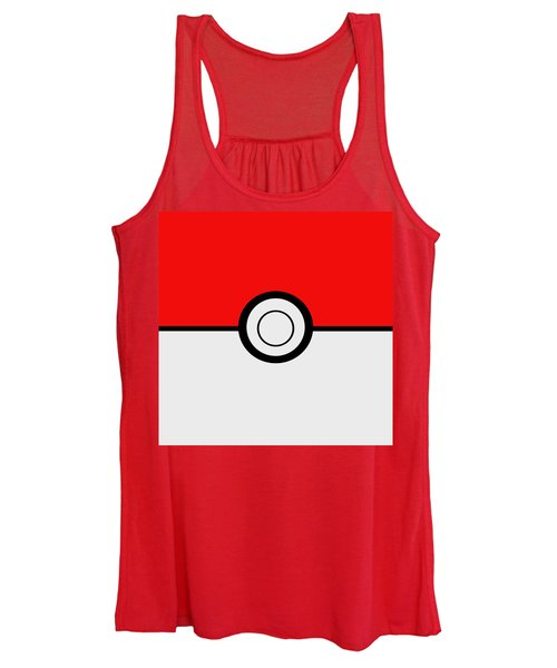 Pokemon Ball Women's Tank Top