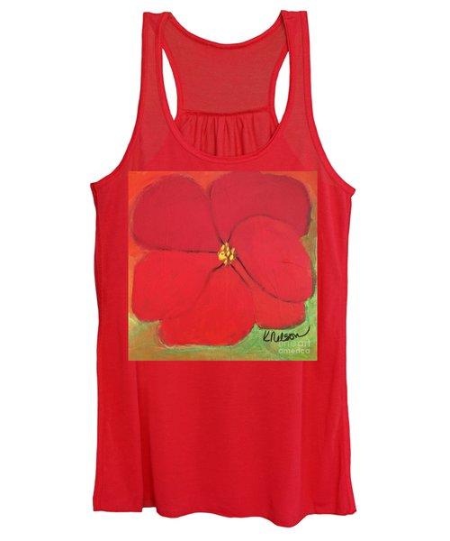 Poppy 2 Women's Tank Top