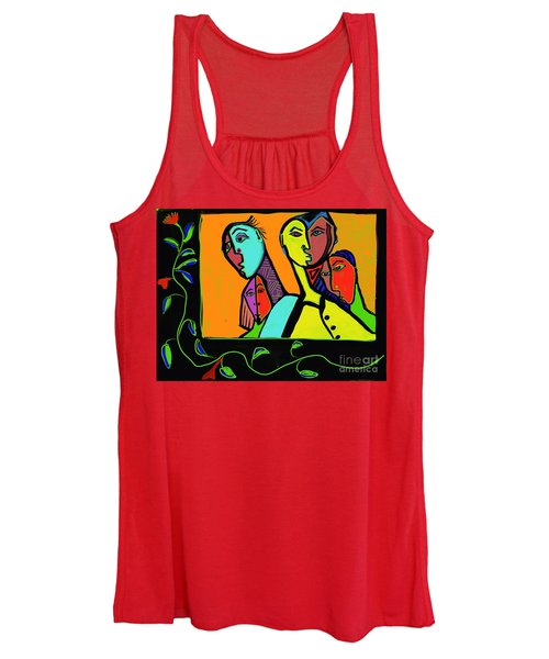 Portrait Women's Tank Top