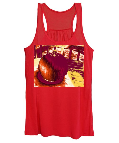 Pumpkin #5 Women's Tank Top