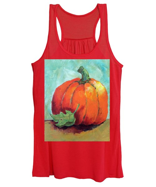 Pumpkin Women's Tank Top