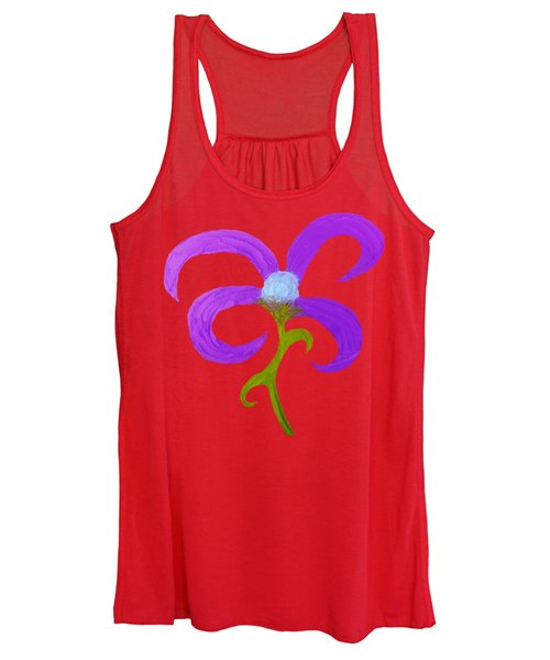 Quirky 3 Women's Tank Top