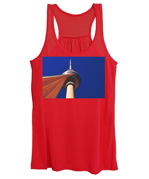 Reaching To The Sky Women's Tank Top