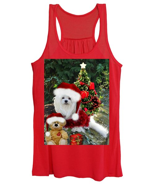 Ready For Christmas Women's Tank Top