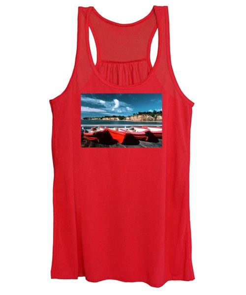 Red Boat Diaries Women's Tank Top