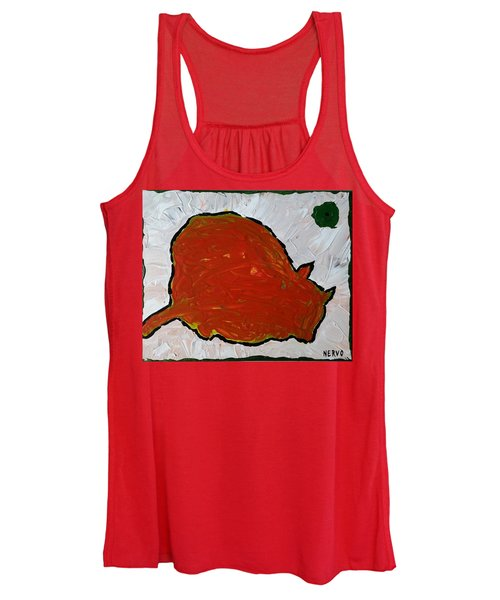 Red Cat Women's Tank Top
