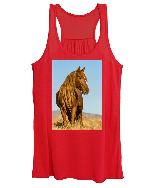 Red Lion Women's Tank Top