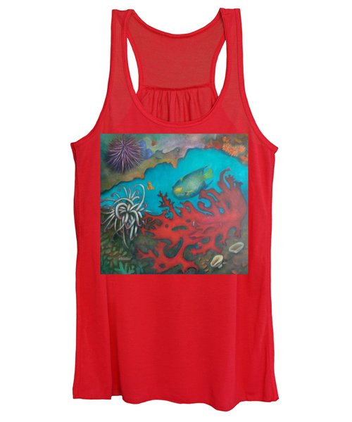 Red Reef Women's Tank Top