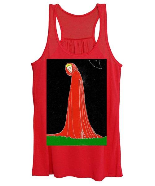 Red Riding Hood Women's Tank Top