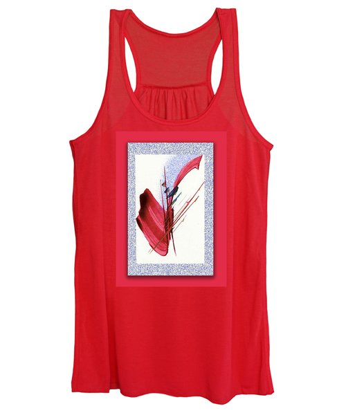 Red Sax Women's Tank Top