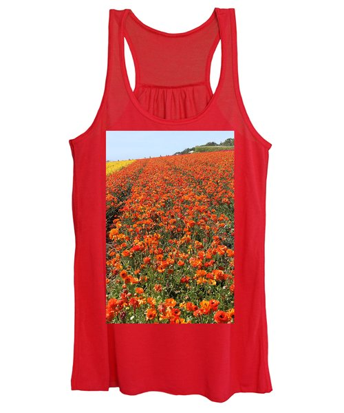 Red Tecolote From Carlsberg Women's Tank Top