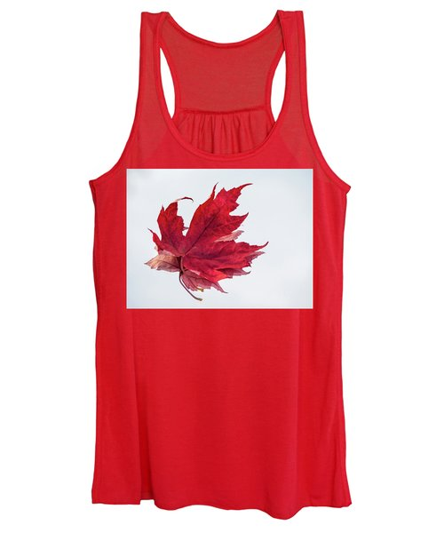 Red Threads Women's Tank Top