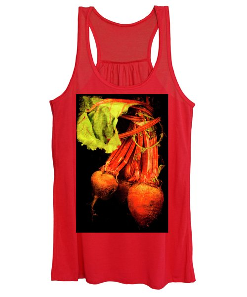 Renaissance Beetroot Women's Tank Top