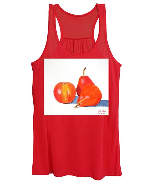 Ripe And Ready To Eat Women's Tank Top