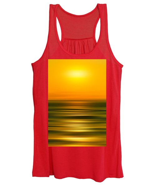 Rising Sun Women's Tank Top