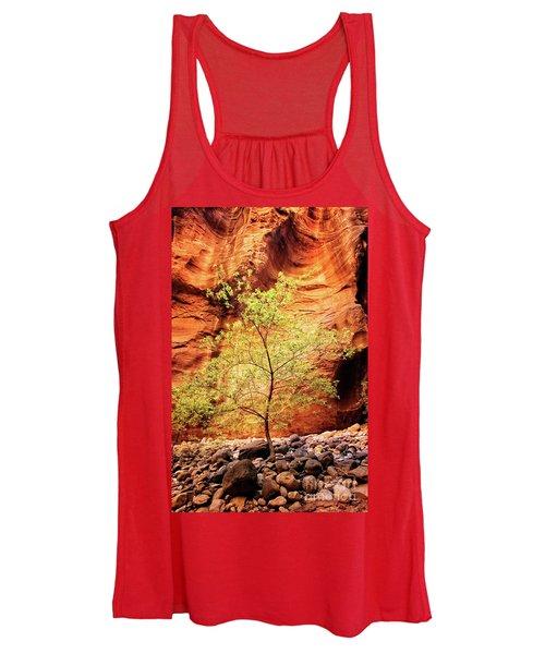 Rock Tree Women's Tank Top
