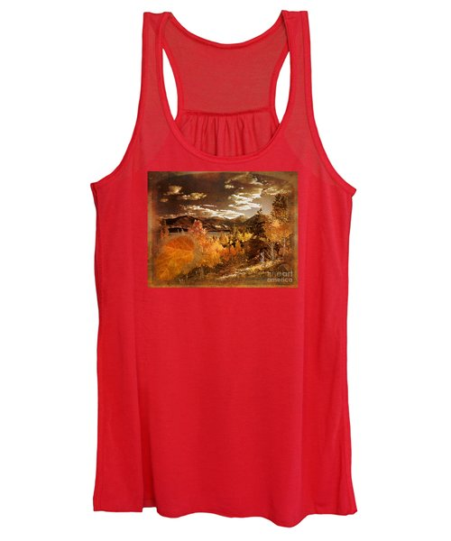 Rocky Mountain Gold 2015 Women's Tank Top