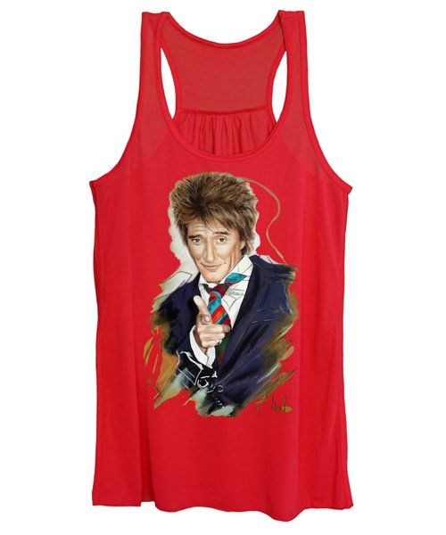Rod Stewart Women's Tank Top
