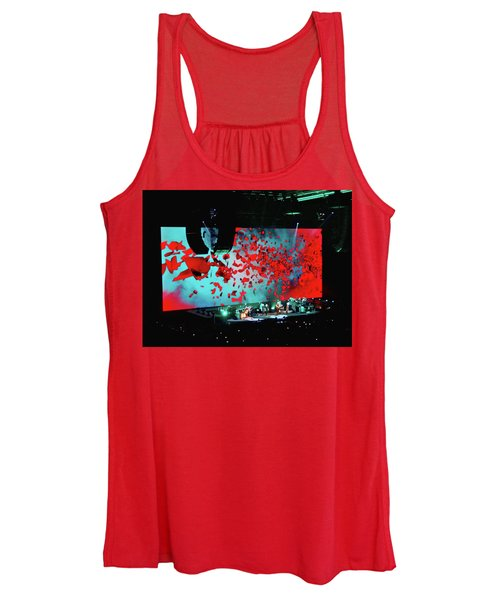 Roger Waters Tour 2017 - Wish You Were Here IIi Women's Tank Top