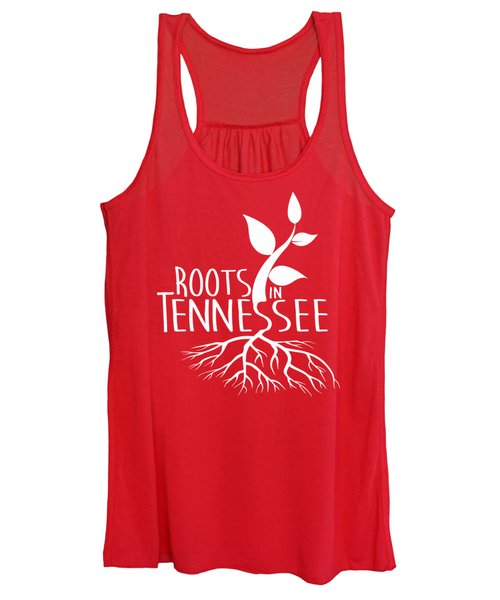 Roots In Tennessee Seedlin Women's Tank Top