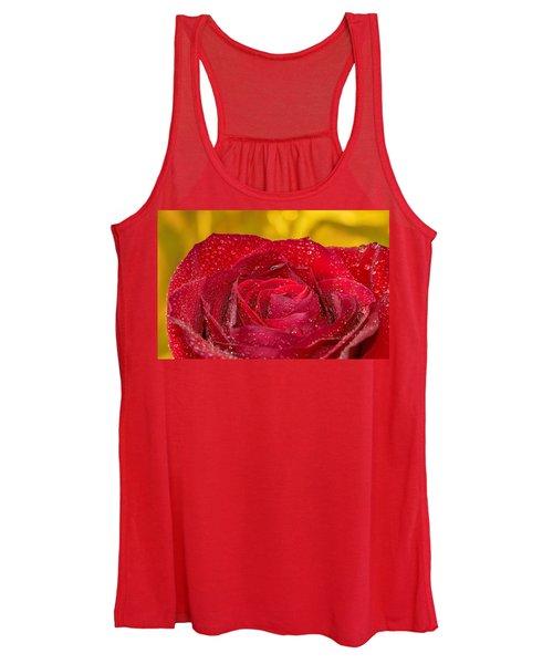 Rose N Gold Women's Tank Top